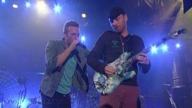 Coldplay – In My Place – Live Karaoke