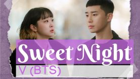 V BTS Sweet Night – Karaoke