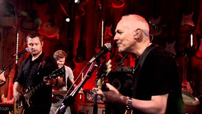 Peter Frampton – Show Me The Way – Live Karaoke